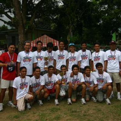 Tanauan Senior Baseball